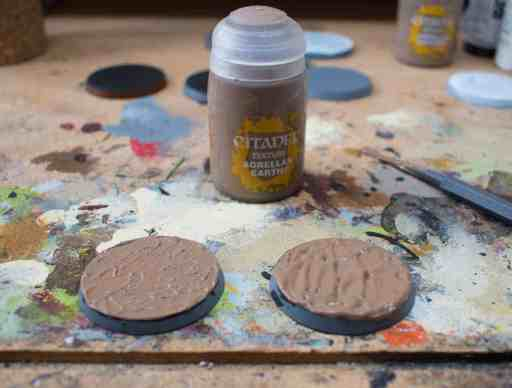 Best Alternatives to Citadel Texture Paint - cheaper technical mediums