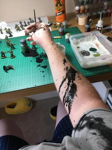 The Worst GW Paint Pots: 5 Easy Steps to Re-bottle Your Citadel Paints