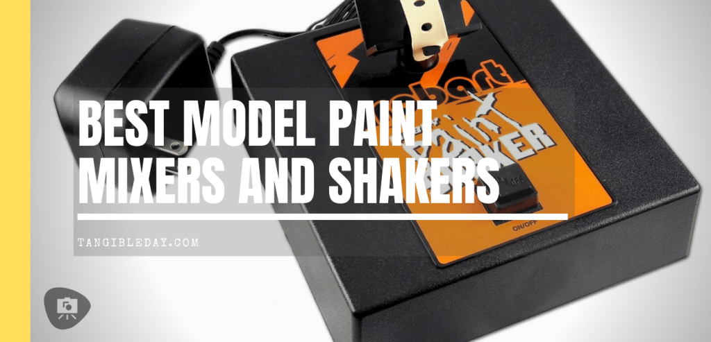 Best 5 Model Hobby Paint Shakers and Mixers. The top 5 best paint mixers and shakers for model paints - for hobbyists, citadel, vallejo, scale 75, and the army painter model paints