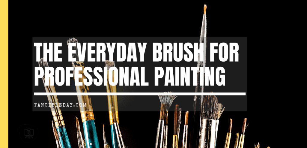 Citadel Medium Base Brush Review - Games Workshop Brushes for Professional Miniature and Model Painting - Best Brush for Painting Miniatures