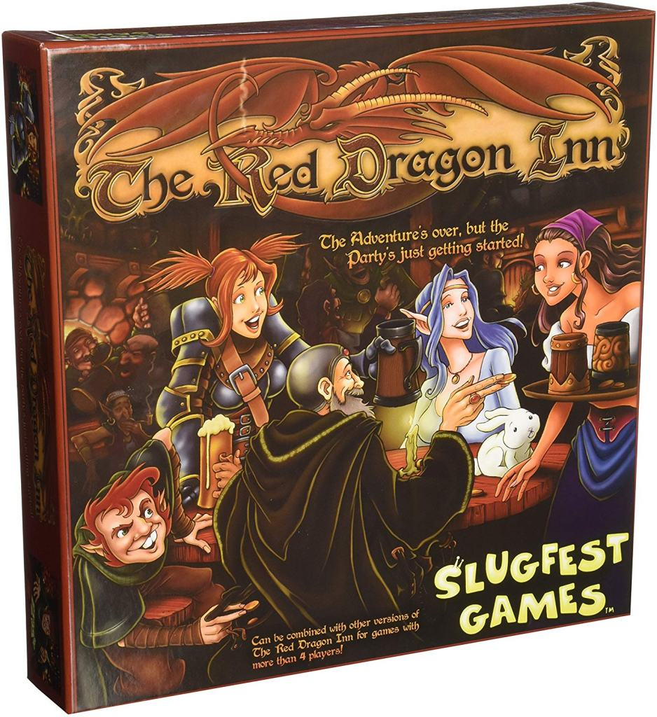 Starter Guide to Attending a Tabletop Gaming Convention - The Red Dragon Inn