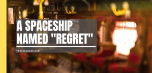 """Life is a Spaceship Called """"Regret"""": Parenthood"""