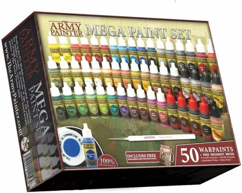 Army Painter Miniature Painting Kit