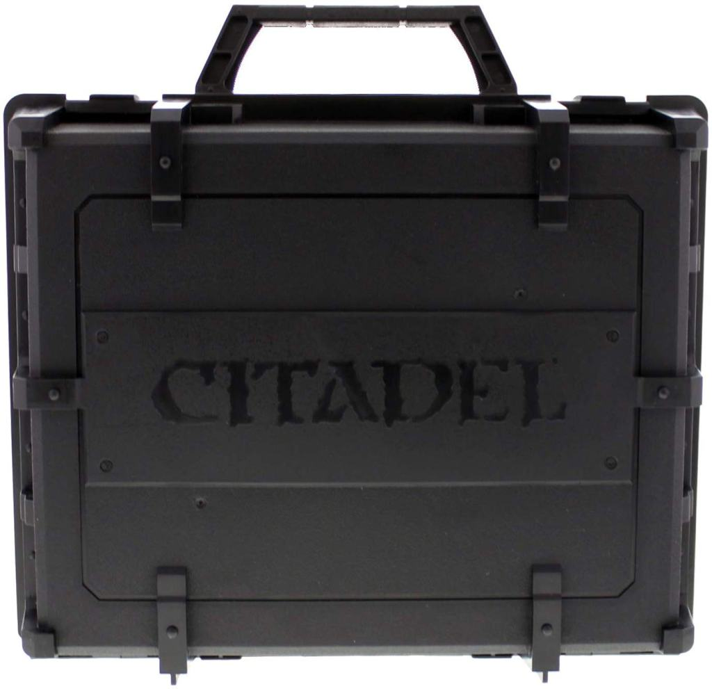 Citadel Crusade Case (Army Transport): Worth It? - Citadel Skirmish Case