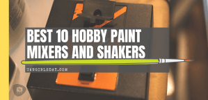 Top 10 Recommended Model Paint Mixers and Shakers
