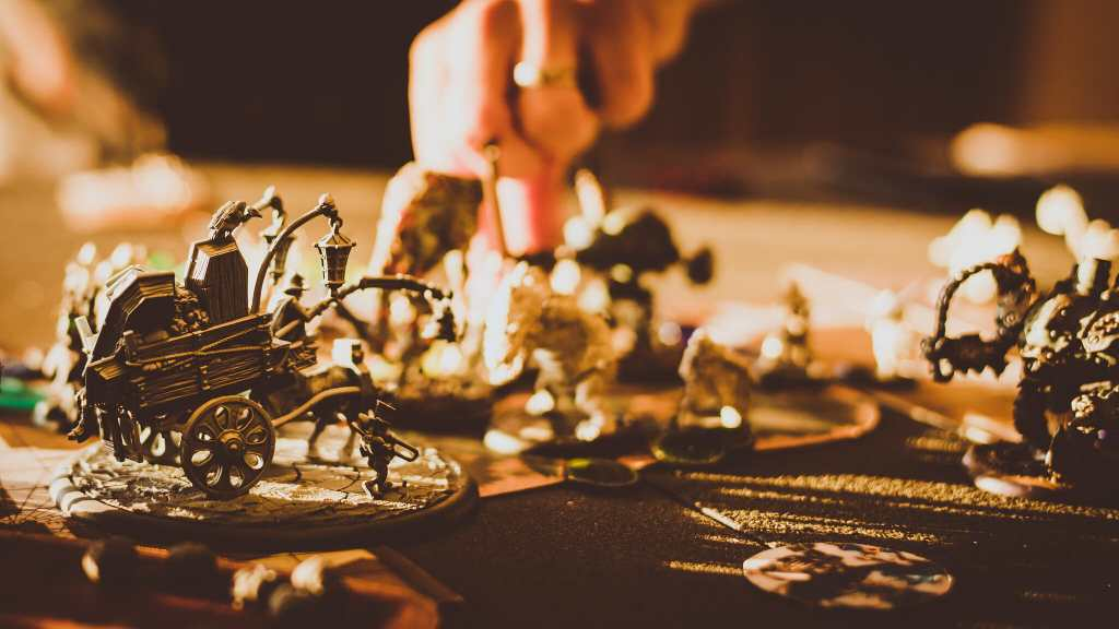 """5 Ways to Avoid Boring """"Hobby"""" Photography - how to be a better hobby photographer - photography for hobbyists - scale modeling photography - How to take better photos of miniatures - gaming hand in hard light"""