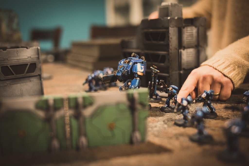 "5 Ways to Avoid Boring ""Hobby"" Photography - how to be a better hobby photographer - photography for hobbyists - scale modeling photography - How to take better photos of miniatures - warhammer 40k"
