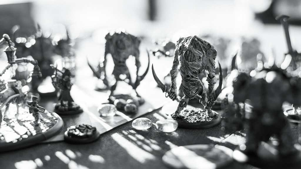 """5 Ways to Avoid Boring """"Hobby"""" Photography - how to be a better hobby photographer - photography for hobbyists - scale modeling photography - How to take better photos of miniatures - black and white photography"""