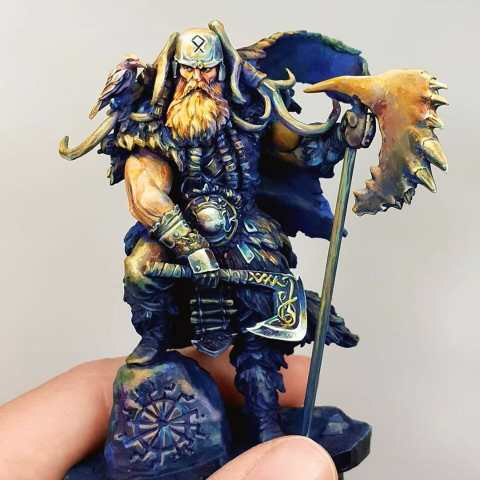 Craftworld Studio - Boss Ross inspiration for painting miniatures - Lessons for miniature painting - Finding inspiration for painting miniatures and models - Tips for miniature painting - miniature painting tips for new painters - Boss Ross Joy of Painting