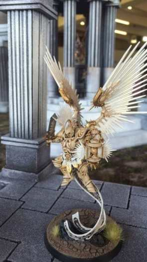 Stormcast Eternal Paint Schemes - 9 Color Motifs - how to paint stormcast eternals - color schemes for stormcast eternals, liberators, celestants, and other Age of Sigmar models from the Stormcast Eternal range - 9 color schemes for Stormcast Eternal models and miniatures from Citadel Games Workshop - painting white