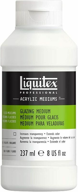 Liquitex Glaze medium