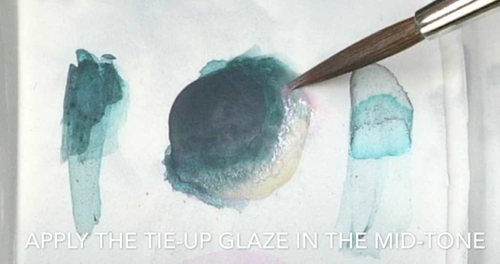How to glaze miniatures, a tutorial for model paint blending. How to blend miniature paint using glazes. Glazing techniques. How to make a citadel glaze. Using a Vallejo or Army Painter Glaze on miniatures and models.Apply the glaze accent to the midtone