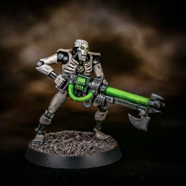 How to paint necrons simple easy fast - tutorial for painting necrons - necron paint schemes - necron color scheme - green dark grimdark color scheme - how do you all paint necrons how do you paint new necrons are necrons easy to paint - immortal concept