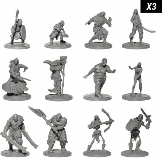 Top 10 best miniature paint set – best miniature paint sets review  – best miniature paints for starters and newbies – how to start painting miniatures – best model paints for new painters – best paints for painting miniatures and models – Where to begin painting tabletop wargaming miniatures – miniature painting kits and supplies - unpainted miniatures for PRGs