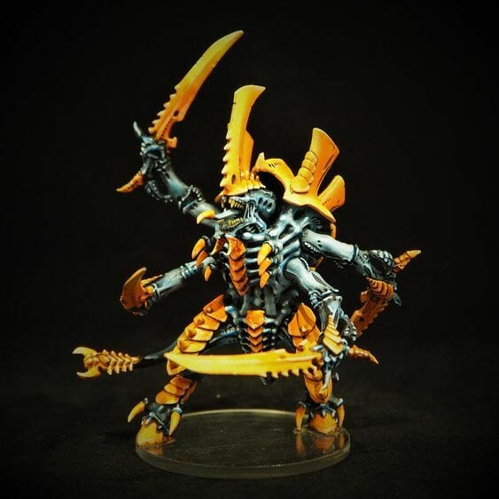 Tyranid color paint schemes – how to paint tyranids – tyranid paint schemes – tyranid army scheme – tyranid color scheme – How to choose Tyranid army color scheme – Tyranid Warhammer 40k colors – Hive fleet color schemes – Hive fleet paint scheme – yellow white