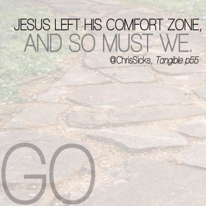 Jesus-Left-Comfort-Zone