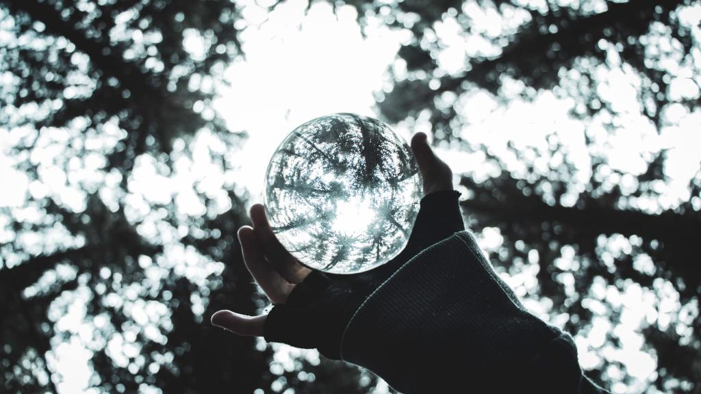 Crystal Ball Say's It All