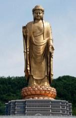 bouddha de la source du temple