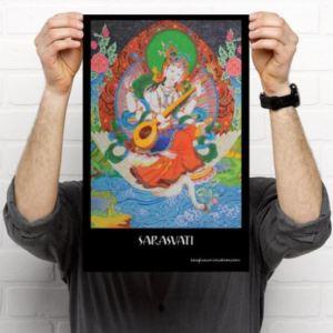 Poster de Sarasvati