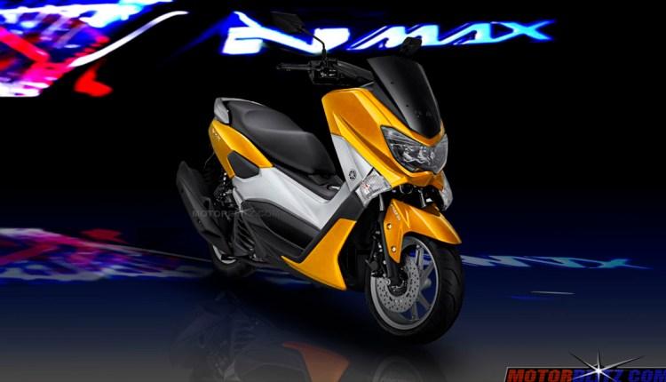 Yamaha NMax Mengeluarkan Warna Baru, Harga Tetap.