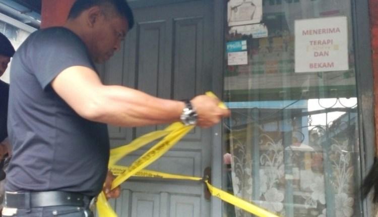 Satu Keluarga di Tasikmalaya Ditangkap Densus 88