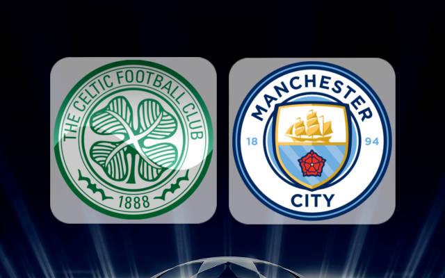 Liga Champions: Manchester City – Celtic
