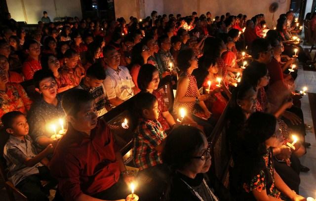 Harapan Natal Di Tahun 2016, dari Semangat Kebangsaan hingga Enteng Jodoh
