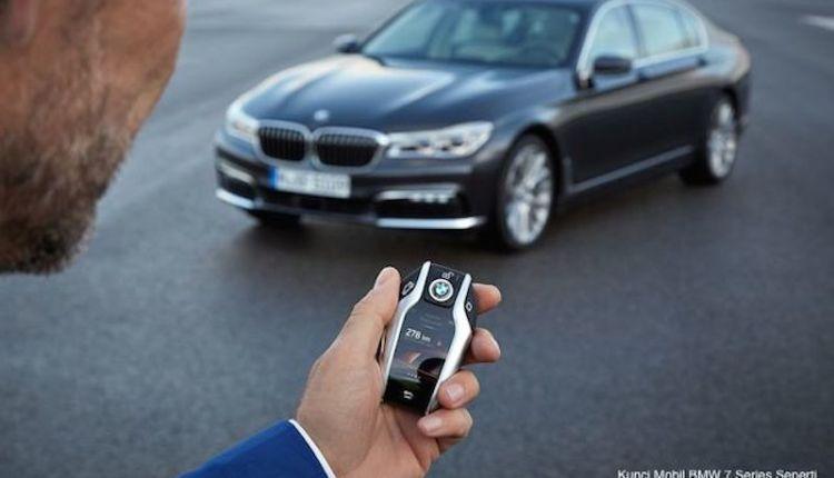 Adu Canggih Kunci Mobil-mobil Mewah, Adapun yang Punya Layar Sentuh