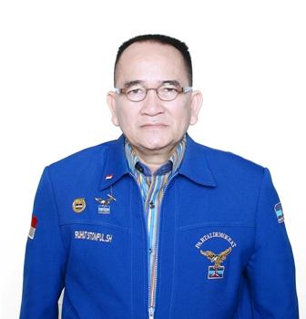 Dukung Ahok Dalam Pilgub DKI, Ruhut Sitompul Dinonaktifkan Dari jabatan Juru bicara Demokrat