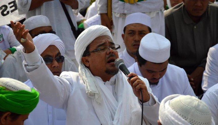 Habib Rizieq Ditahan, Massa 'Aksi Bela Islam' Dikerahkan