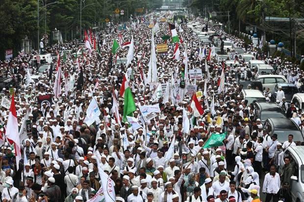 DPR Akan Segera Surati Presiden Perihal Tuntutan Yang Diajukan Massa Aksi 212
