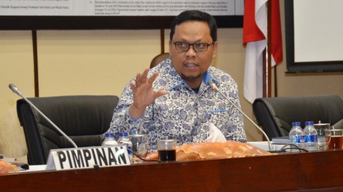 Komisi II DPR Sarankan Mendagri Terbitkan SK Presiden Terkait Pemberhentian Sementara Terhadap Ahok