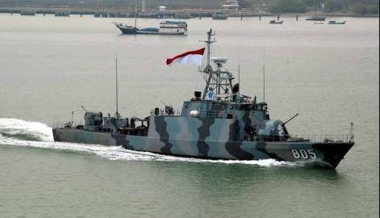 4 Kru KRI Layang Hilang Pada Saat Kawal Kapal Filipina