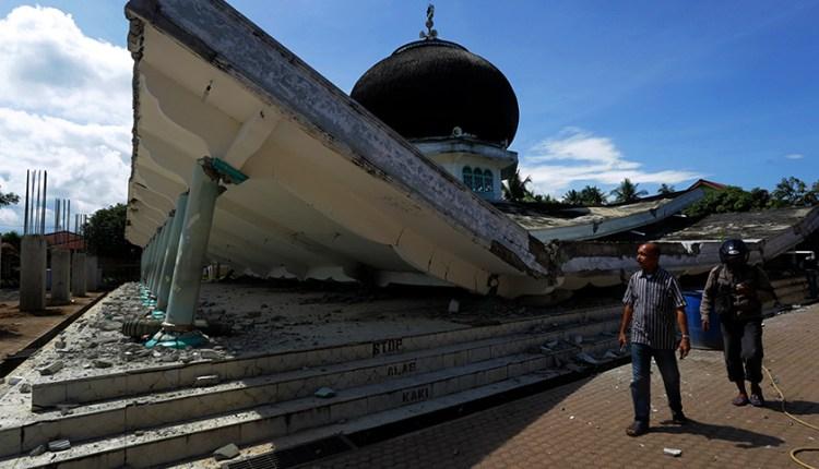 Aceh Gempa lagi hingga skala 6,4 SR
