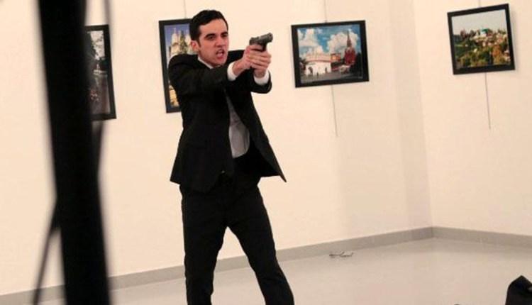 Dubes Rusia Ditembak Mari Di Turki