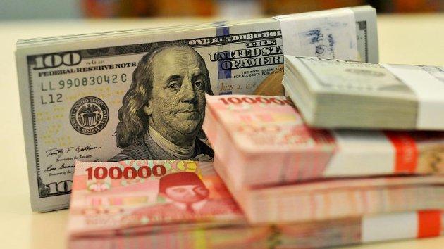 Dolar AS Pagi Ini Menyentuh Rp 13.515