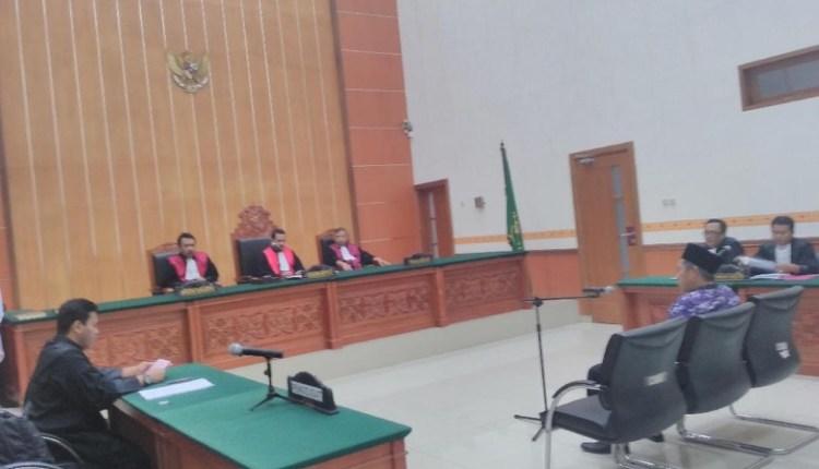 Pengganggu Pada Saat Kampanye Djarot Di Tuntut Hukuman 6 Bulan Percobaan