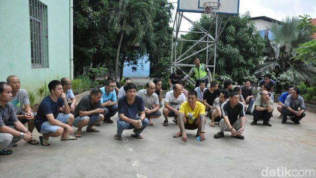 TKA China Menyalah Gunakan Izin Kerja di Bogor