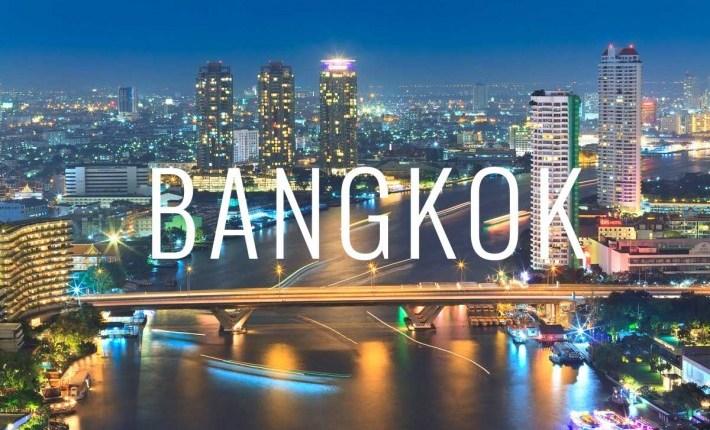 Tips : Cara Puas Berkeliling Kota Bangkok dalam Sehari