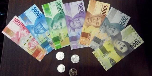 Uang baru dianggap mirip dengan Yuan(mata uang china)