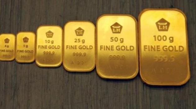 Emas Antam Turun Rp 1.000/Gram