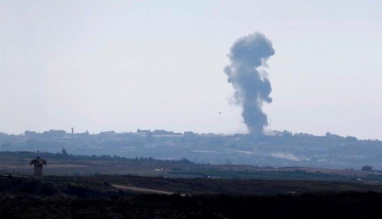 Militer Israel di  Serang Pada Saat Patroli di Jalur Gaza