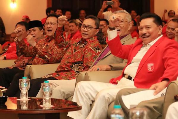 PKPI Berdiri di Belakang Presiden Jokowi Kata Hedropriyono