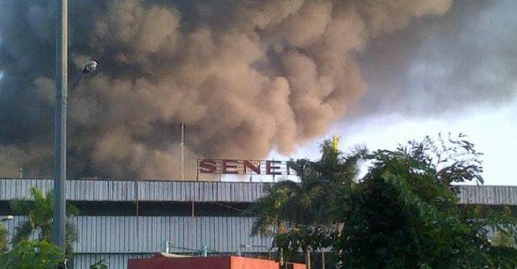 Pasar Senen Kebakaran Lagi