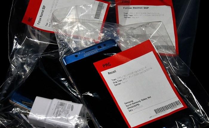 Penyebab Samsung Note 7 Meledak