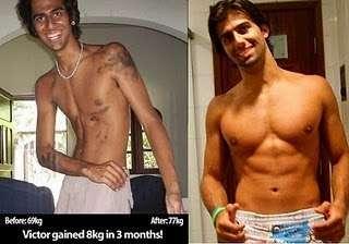 Tips Tips Ampuh Menambah Berat Badan