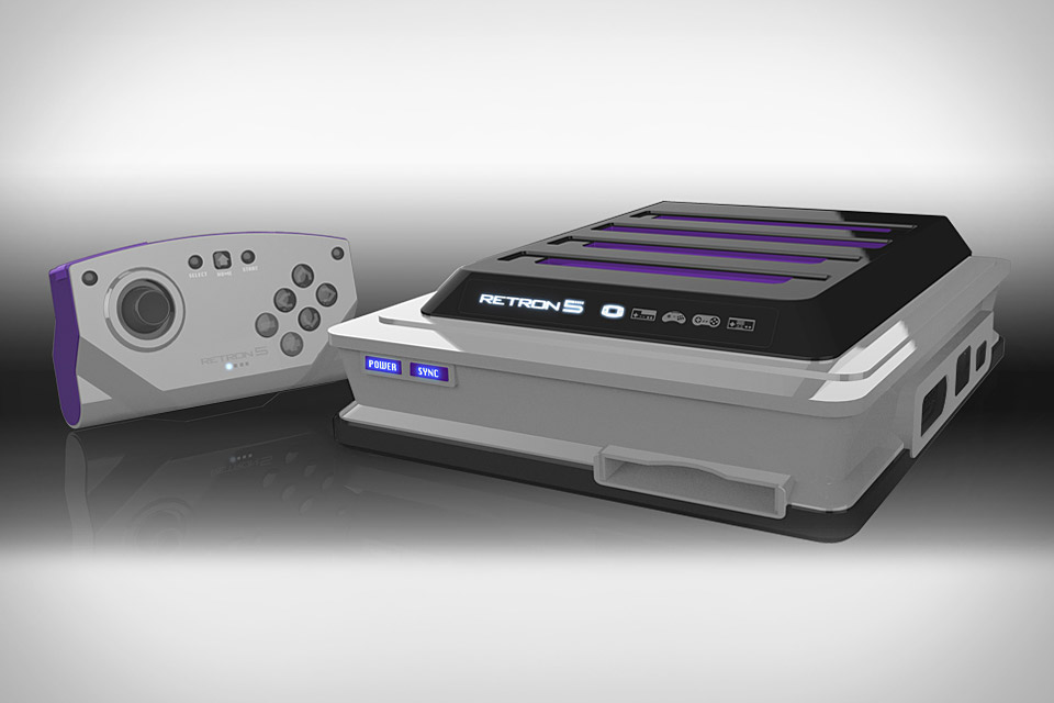 RetroN5: One Combo Console to Rule Them All