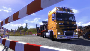 little known games Euro Truck Simulator 2