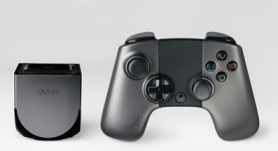 android gaming system: ouya