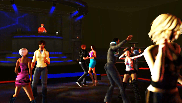 Using Second Life in 2013 – Online Chatting with an Avatar